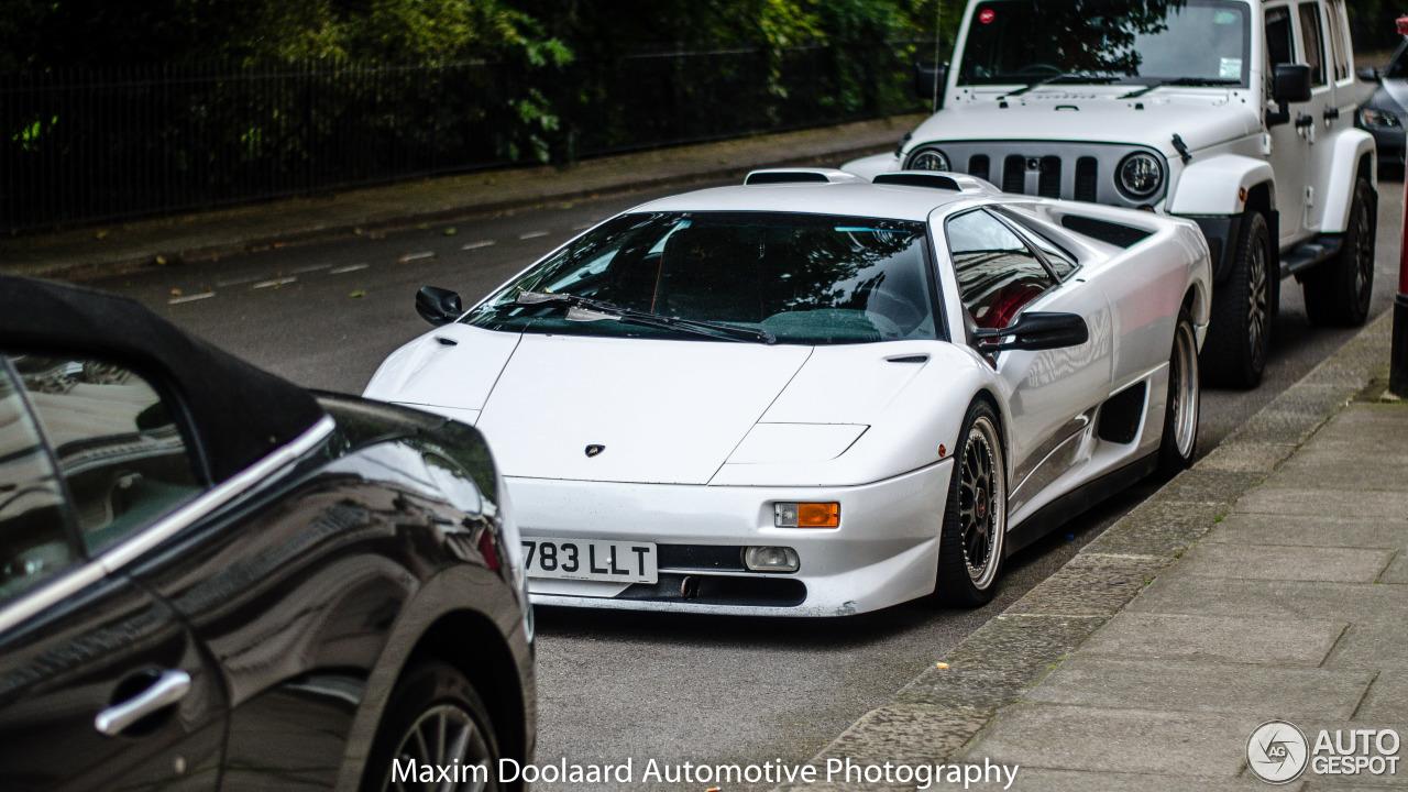 Lamborghini Diablo Sv 22 July 2016 Autogespot