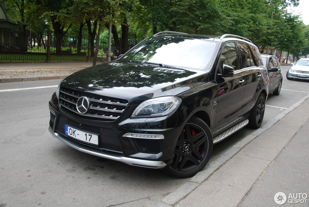 mercedes benz ml 63 amg w166 22 july 2016 autogespot. Black Bedroom Furniture Sets. Home Design Ideas