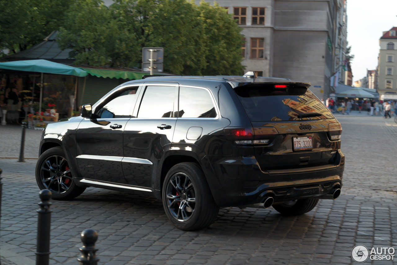 2013 Jeep Grand Cherokee For Sale >> Jeep Grand Cherokee SRT-8 2013 - 23 July 2016 - Autogespot