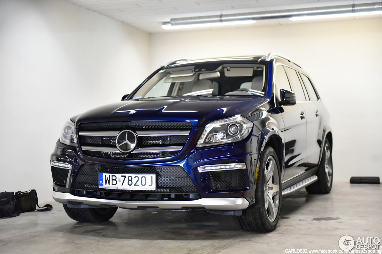 mercedes benz gl 63 amg x166 23 july 2016 autogespot. Black Bedroom Furniture Sets. Home Design Ideas