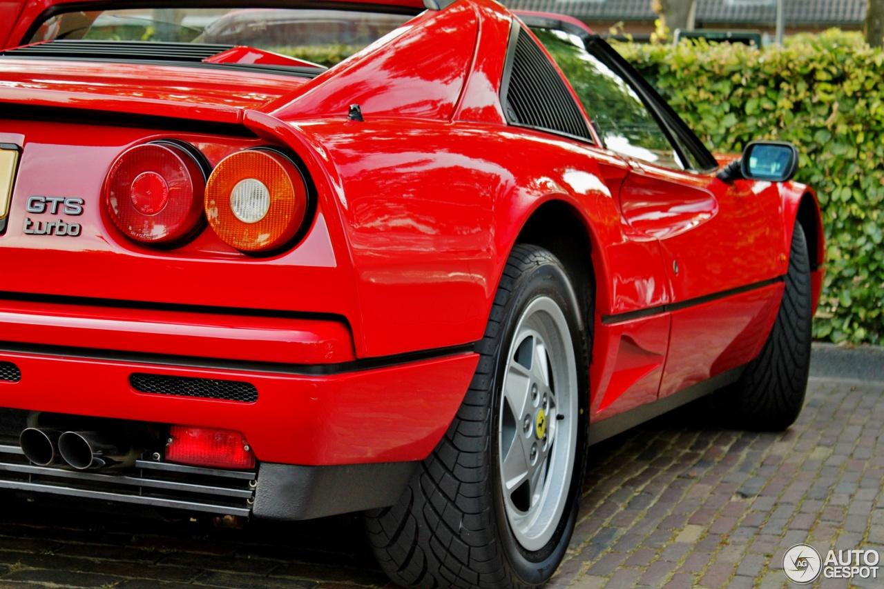 Ferrari 328 Gts Turbo 24 July 2016 Autogespot