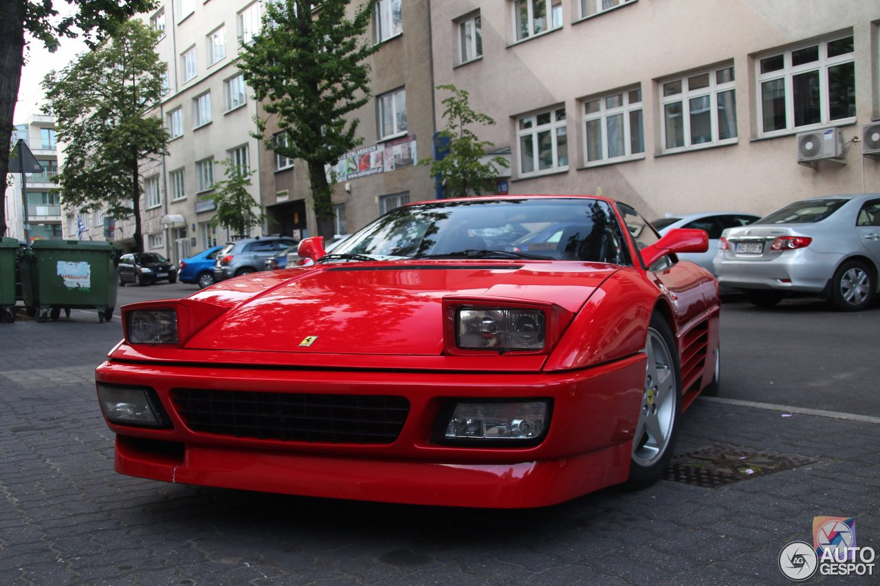 ferrari 348 challenge 24 july 2016 autogespot. Black Bedroom Furniture Sets. Home Design Ideas