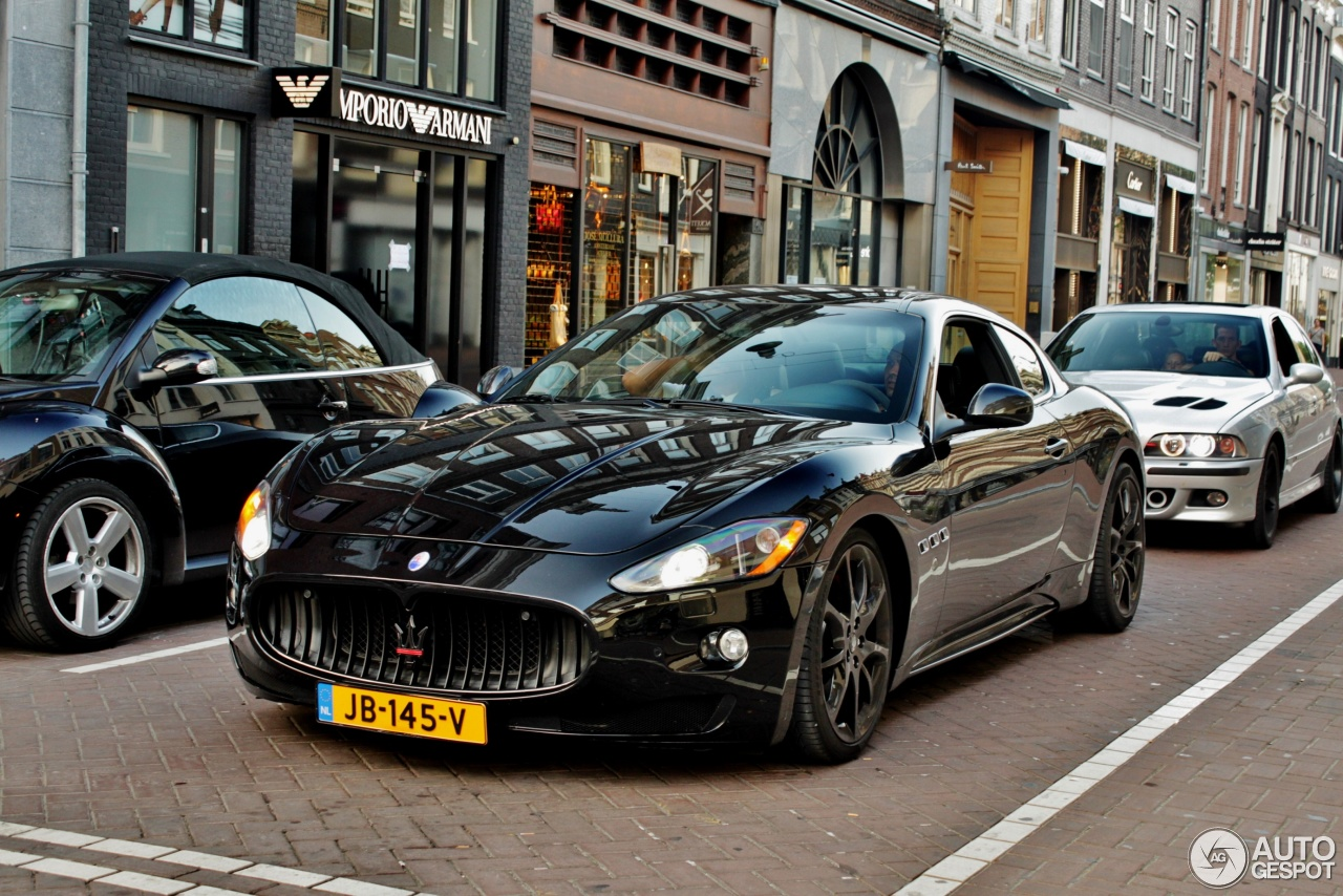 maserati granturismo s 24 juli 2016 autogespot. Black Bedroom Furniture Sets. Home Design Ideas