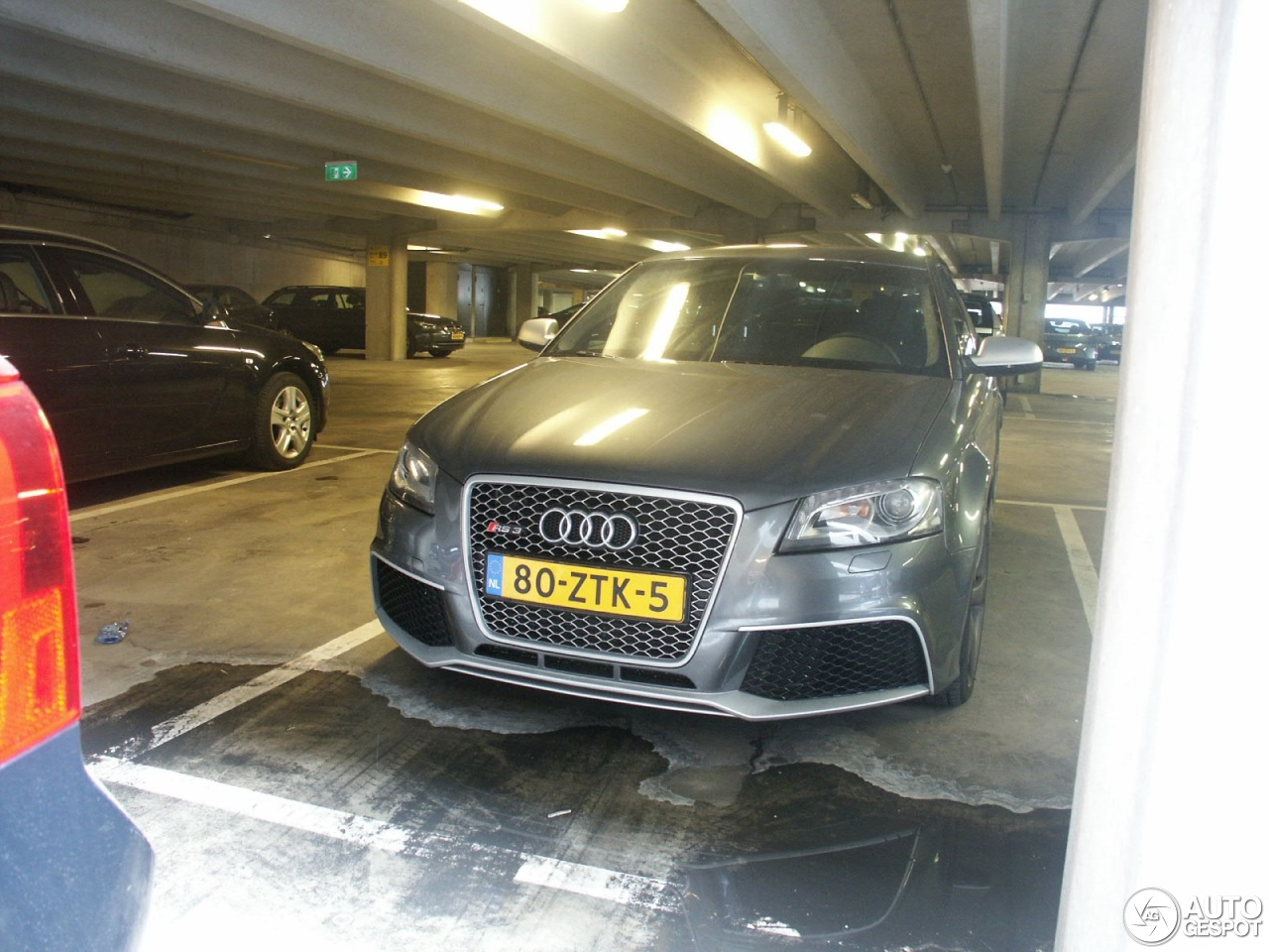 Audi rs3 sportback 25 juli 2016 autogespot for Garage audi tours