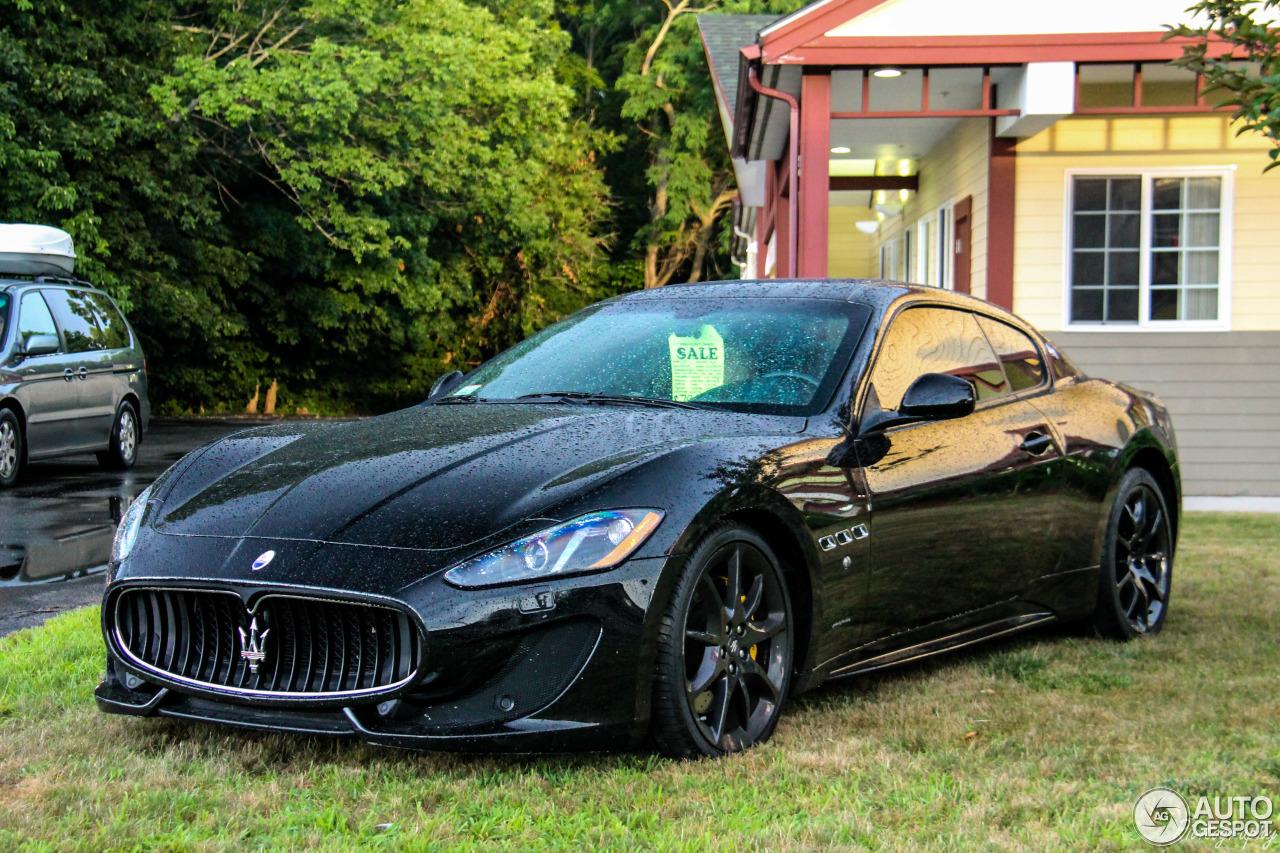 Maserati GranTurismo Sport - 25 July 2016 - Autogespot