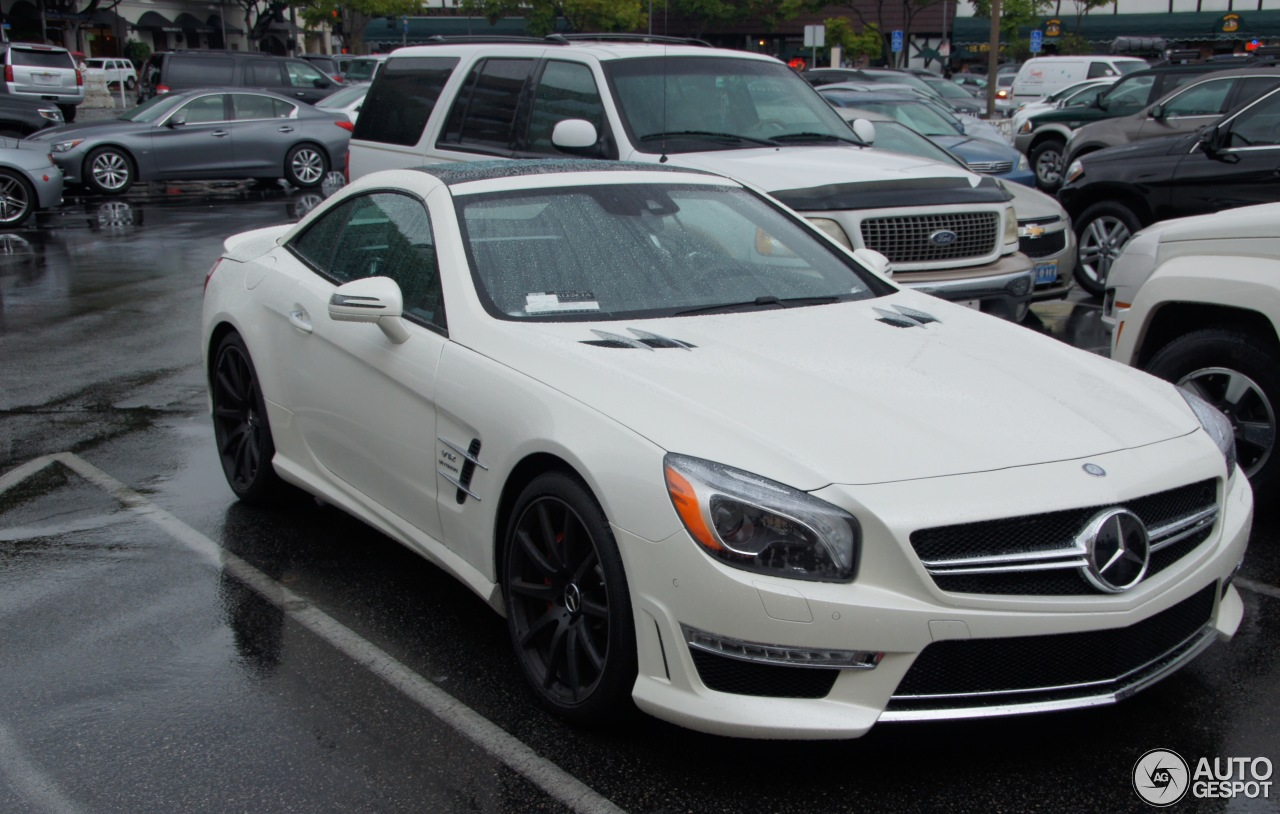 mercedes benz sl 65 amg r231 25 july 2016 autogespot