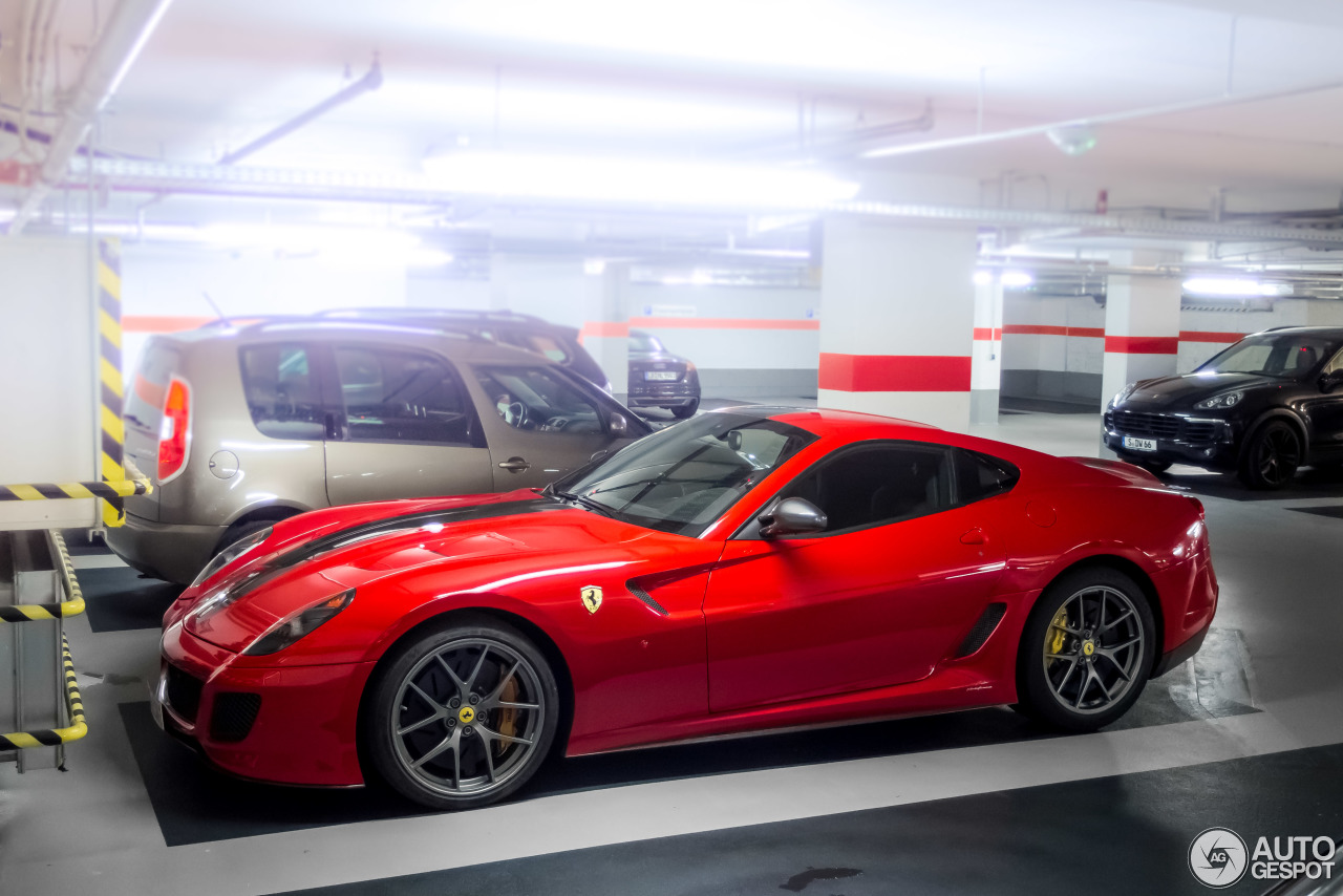 ferrari 599 gto 26 july 2016 autogespot. Black Bedroom Furniture Sets. Home Design Ideas
