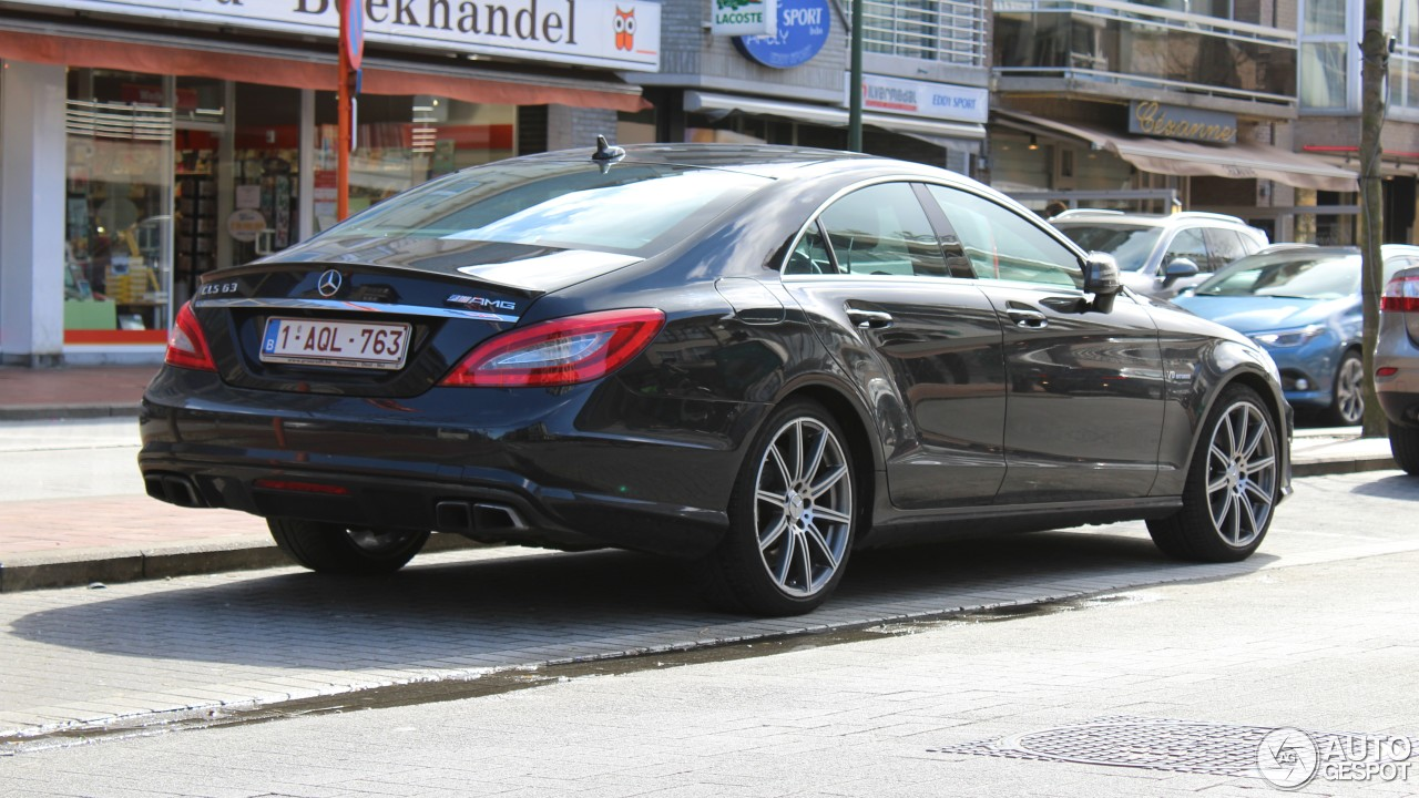 Mercedes Benz Cls 63 Amg C218 26 July 2016 Autogespot