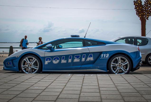 Lamborghini Gallardo LP560-4 2013 Polizia