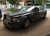 Bentley Mulsanne LWB 2016