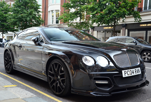 Bentley Continental GTO by ONYX Concept