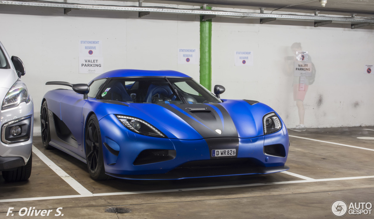 Koenigsegg Agera R 2013 28 July 2016 Autogespot