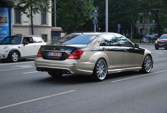 Mercedes-Benz Carlsson S CK65 RS