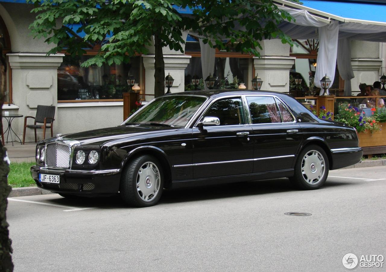 Bentley arnage rl 29 juillet 2016 autogespot for O garage arnage