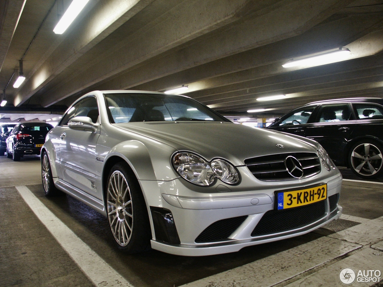 Mercedes benz clk 63 amg black series 29 july 2016 for Mercedes benz clk 500