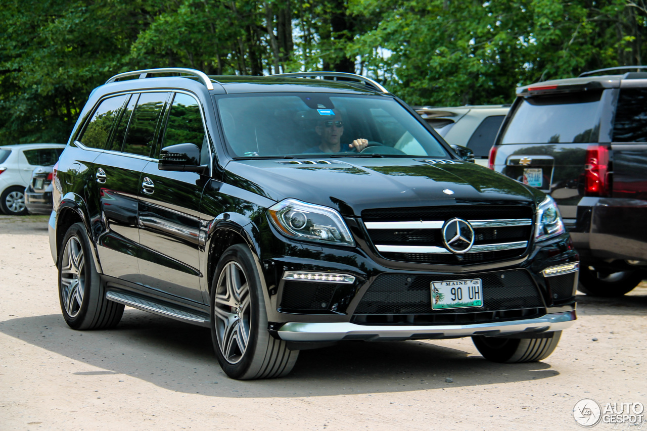 mercedes benz gl 63 amg x166 29 july 2016 autogespot