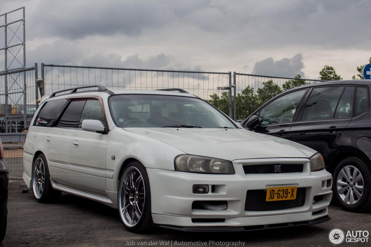Nissan Stagea R34 29 July 2016 Autogespot