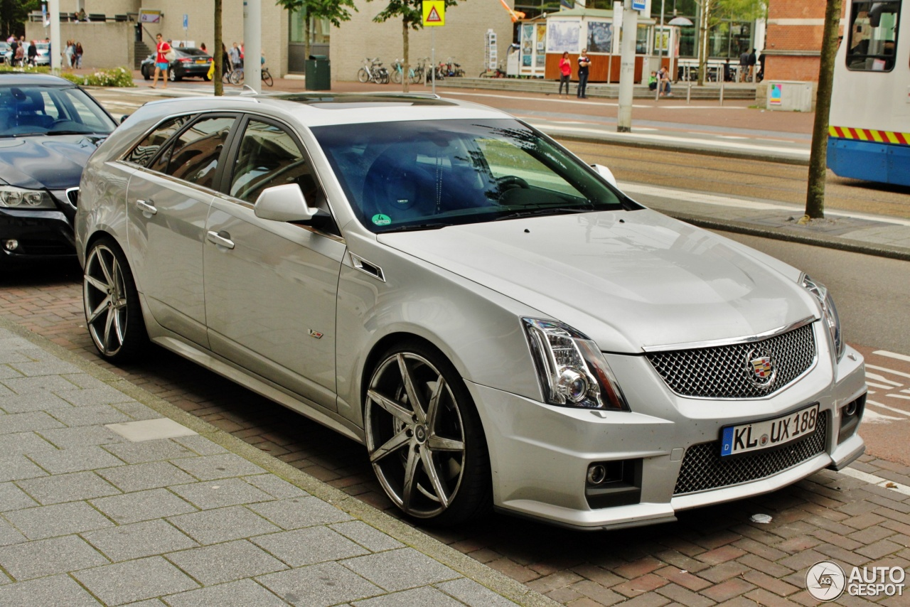 Cadillac CTS-V Sport Wagon - 30 July 2016 - Autogespot