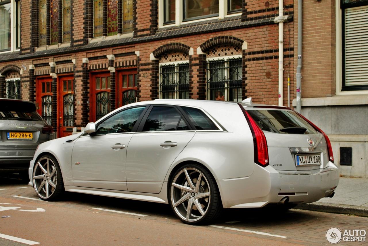 Cadillac CTS-V Sport Wagon - 30 July 2016 - Autogespot