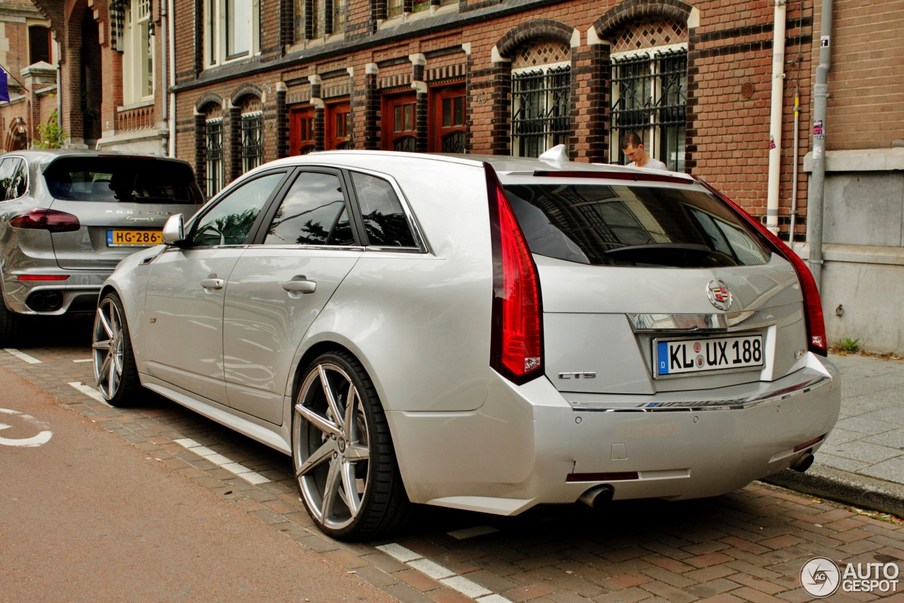 cadillac cts v sport wagon 30 juli 2016 autogespot. Black Bedroom Furniture Sets. Home Design Ideas