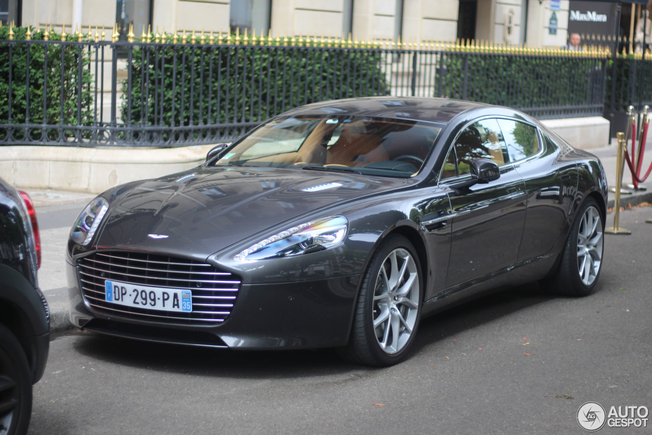 aston martin rapide s 31 juillet 2016 autogespot. Black Bedroom Furniture Sets. Home Design Ideas