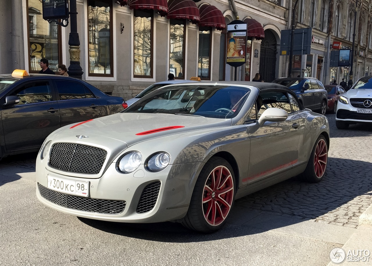 bentley continental supersports convertible isr 31 july 2016. Cars Review. Best American Auto & Cars Review