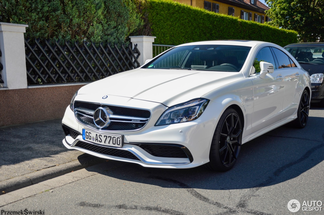 Mercedes benz cls 63 amg c218 2015 31 july 2016 autogespot for Mercedes benz cls 63 amg price