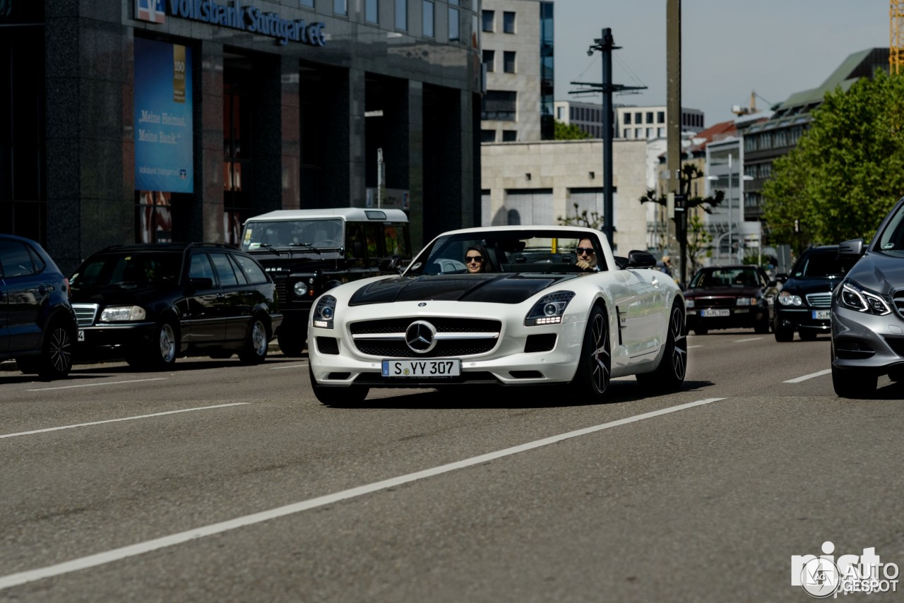 mercedes benz sls amg gt roadster final edition 31 july 2016 autogespot. Black Bedroom Furniture Sets. Home Design Ideas