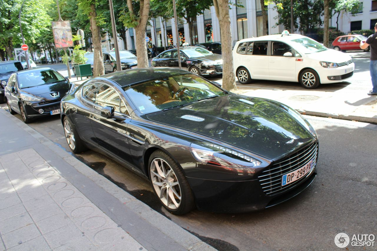 aston martin rapide s 1 august 2016 autogespot. Cars Review. Best American Auto & Cars Review