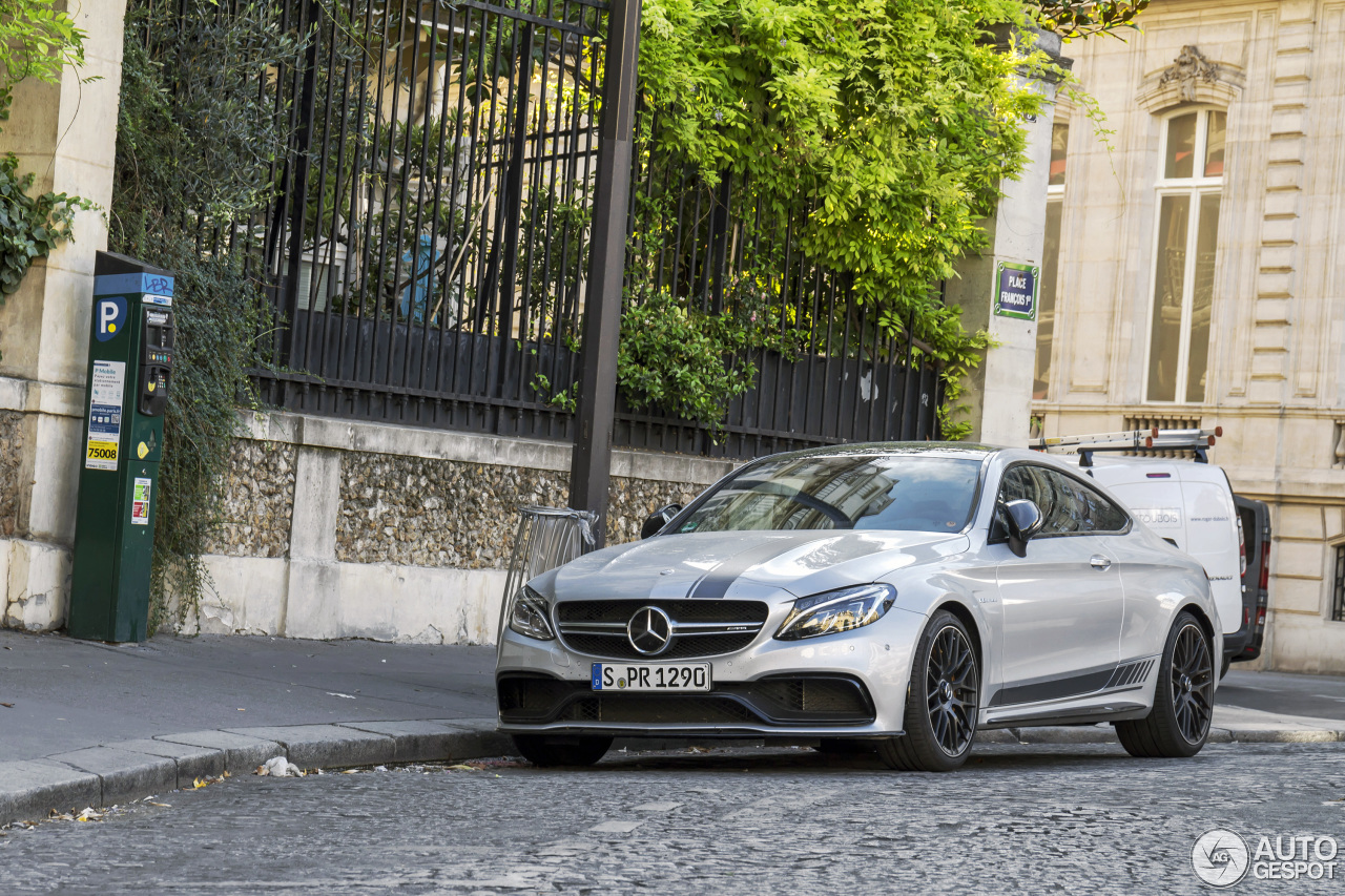 Mercedes c63 coupe the iridium silver thread pics videos page 4 mbworld org forums