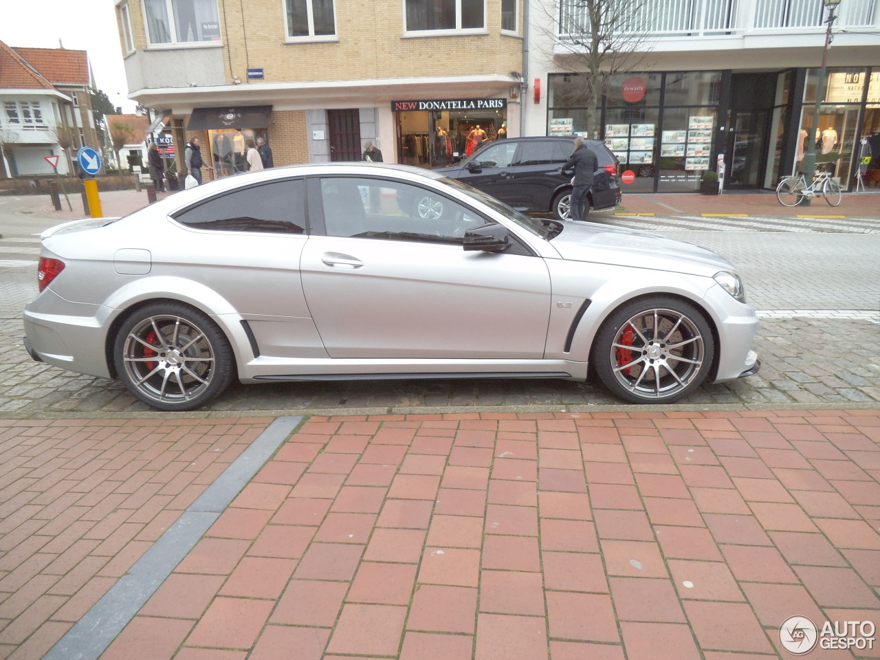 Mercedes benz c 63 amg coup black series 1 august 2016 for Mercedes benz 3 series
