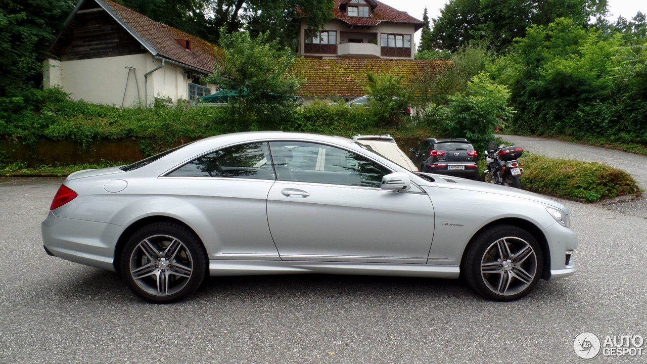 Mercedes benz cl 63 amg c216 2011 1 august 2016 autogespot for Mercedes benz cl 63 amg price