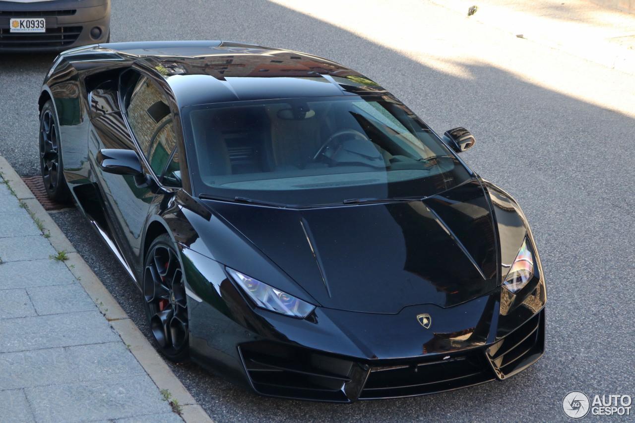 Lamborghini Hurac 225 N Lp580 2 2 August 2016 Autogespot