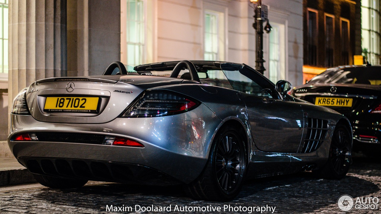 mercedes benz slr mclaren roadster 722 s 2 august 2016 autogespot. Cars Review. Best American Auto & Cars Review