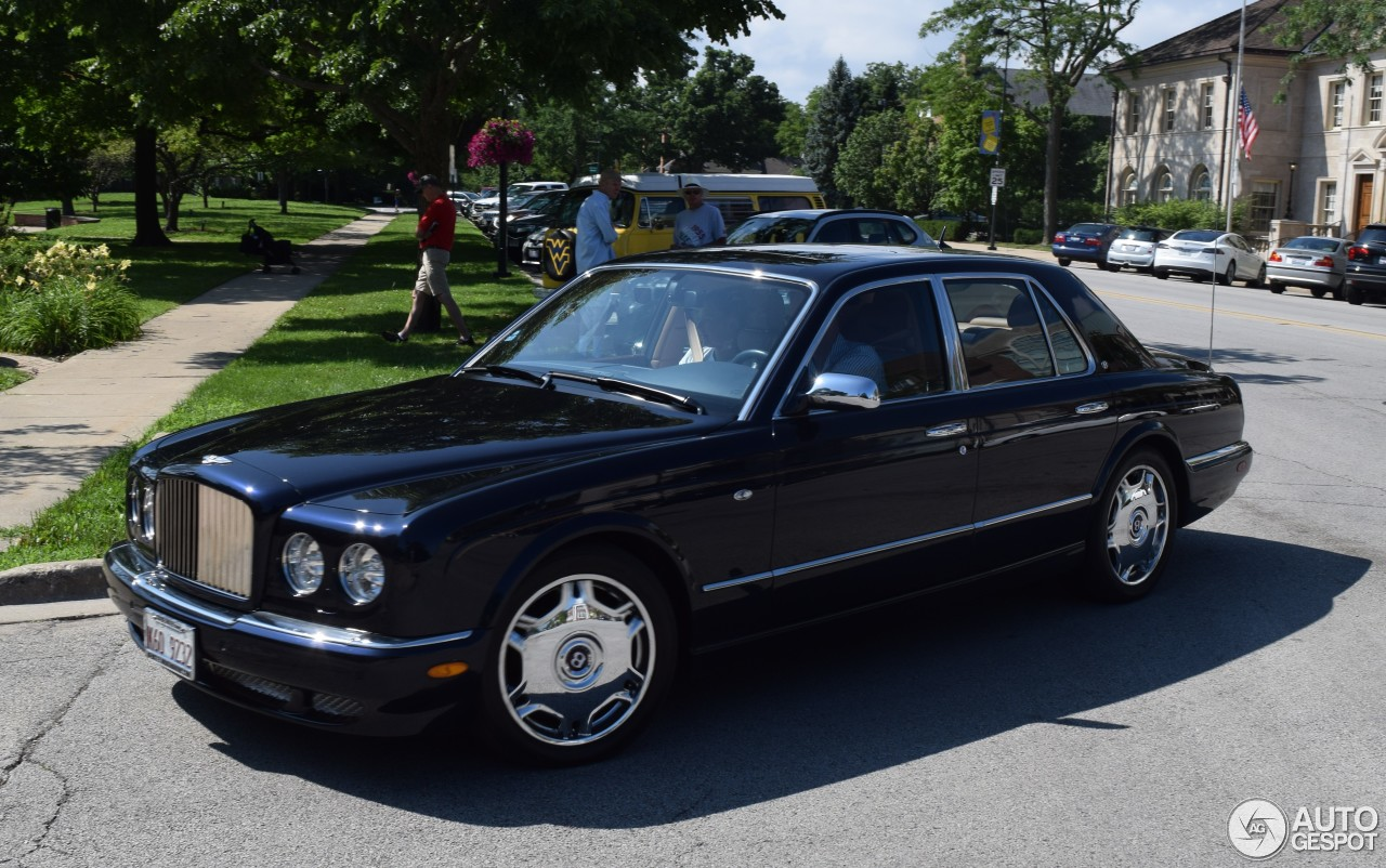 Bentley arnage r 3 august 2016 autogespot for O garage arnage