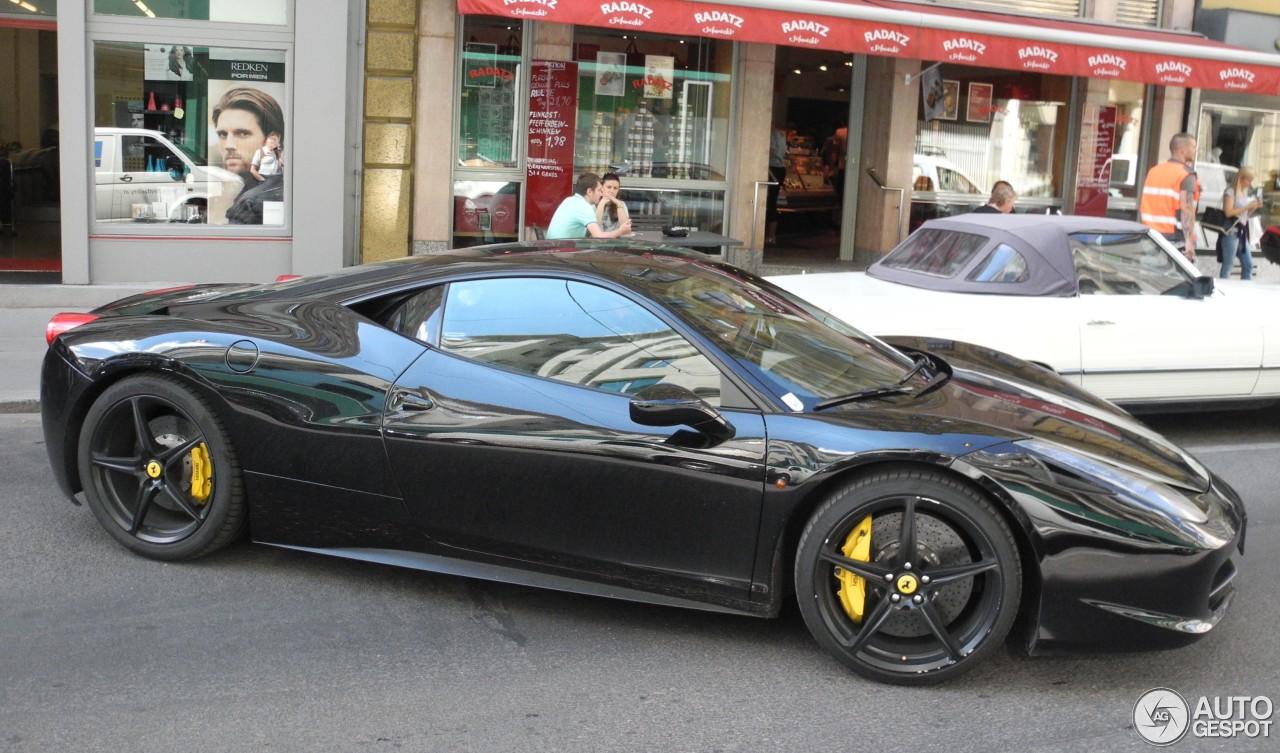 ferrari 458 italia 3 august 2016 autogespot. Cars Review. Best American Auto & Cars Review