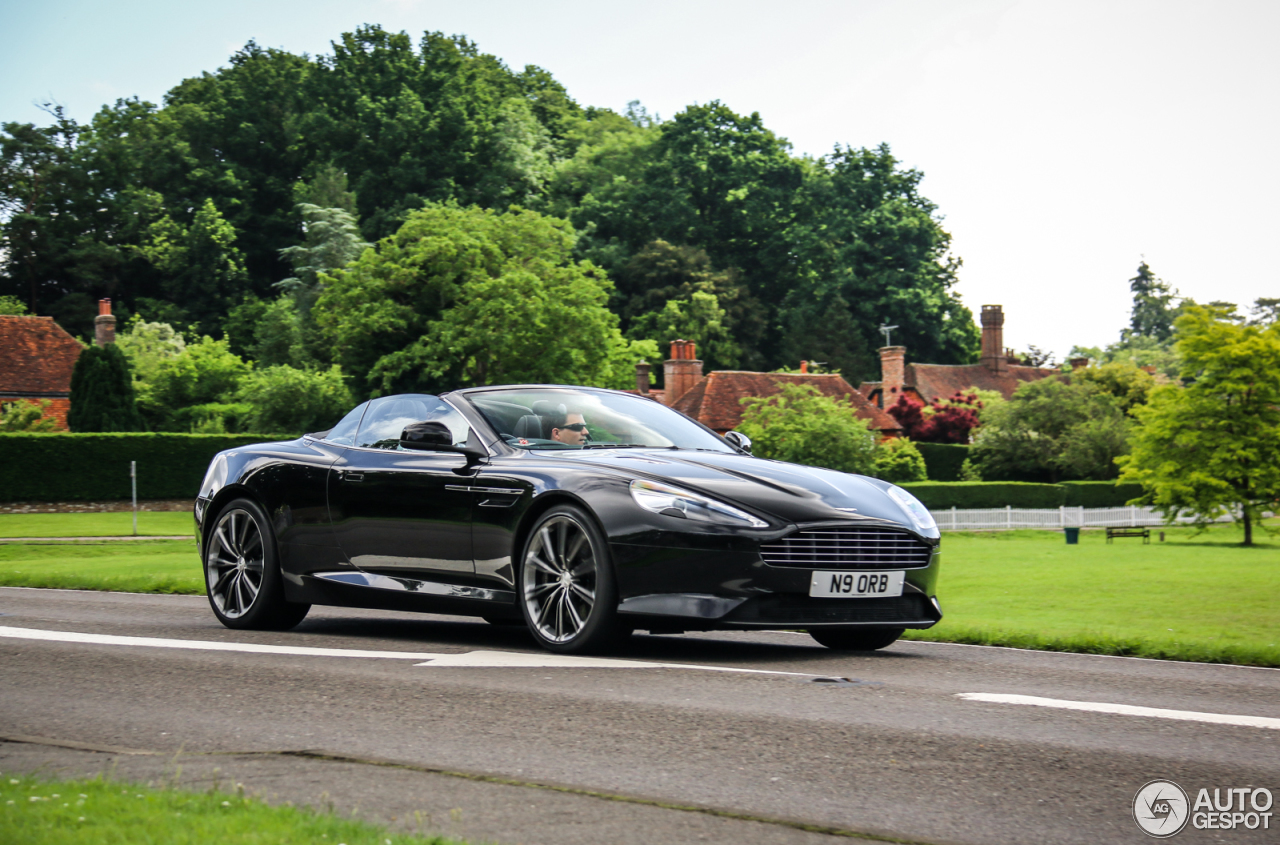 aston martin virage volante 2011 4 august 2016 autogespot. Black Bedroom Furniture Sets. Home Design Ideas