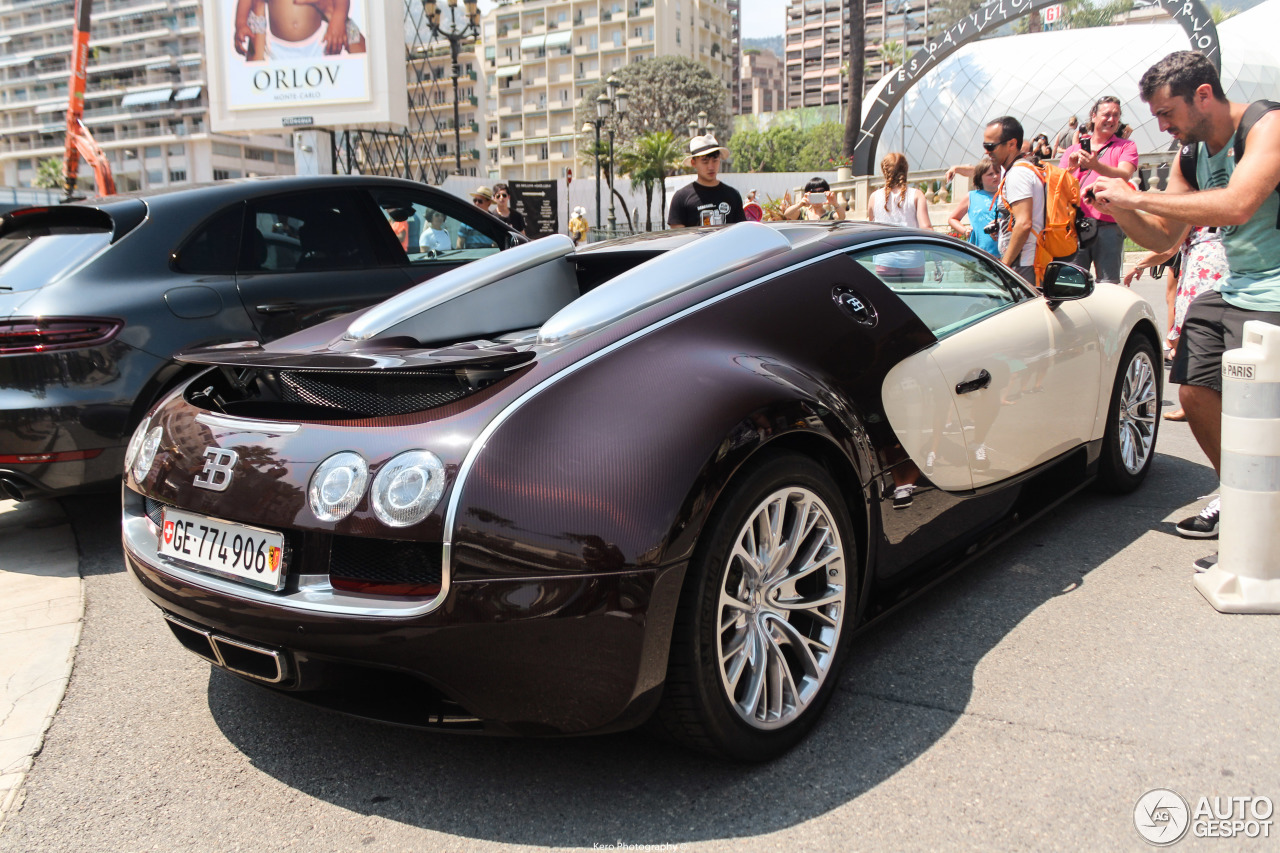 bugatti veyron 16 4 grand sport vitesse 4 august 2016 autogespot. Black Bedroom Furniture Sets. Home Design Ideas