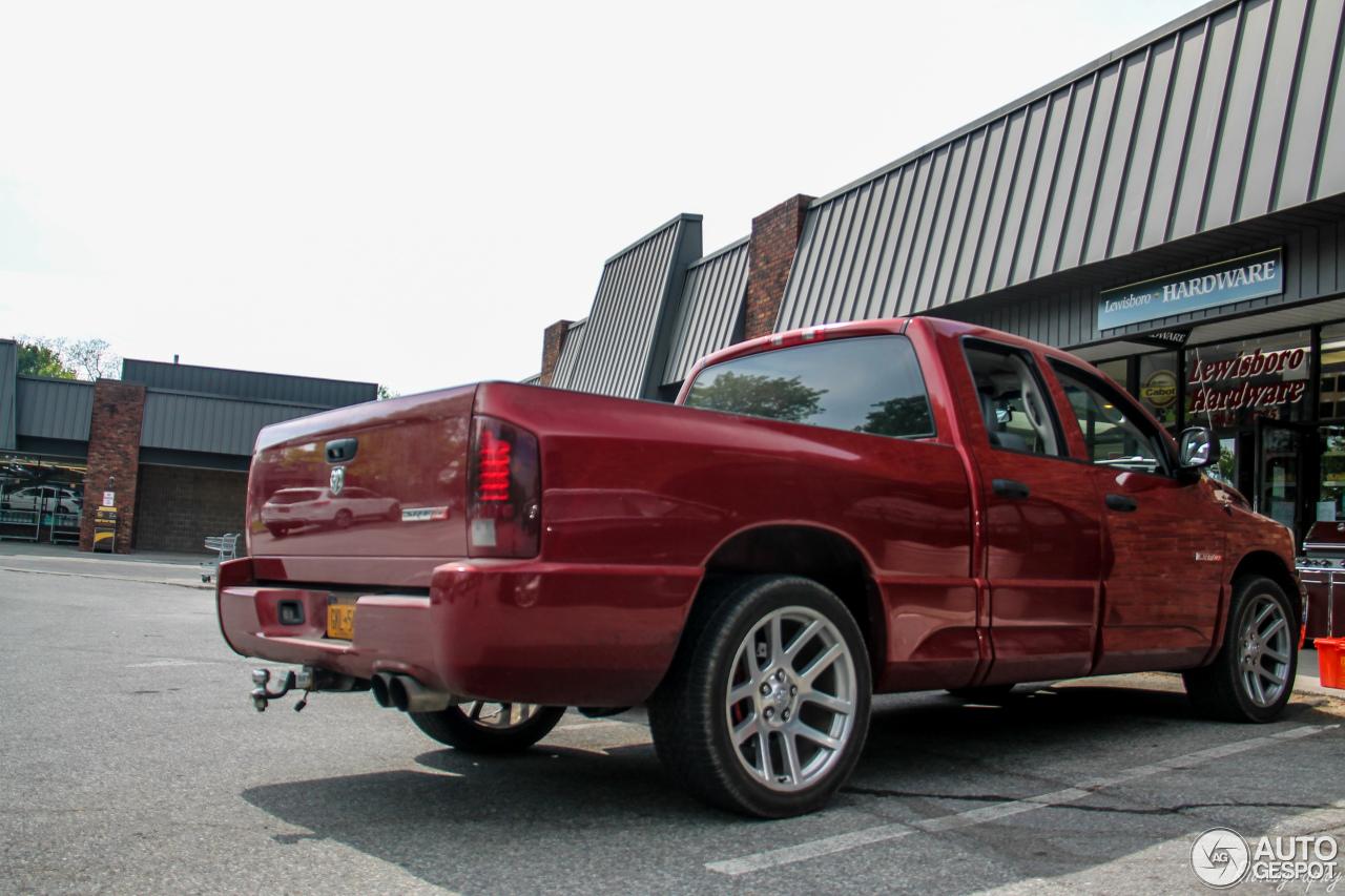 Dodge Ram Srt 10 Quad Cab 4 August 2016 Autogespot