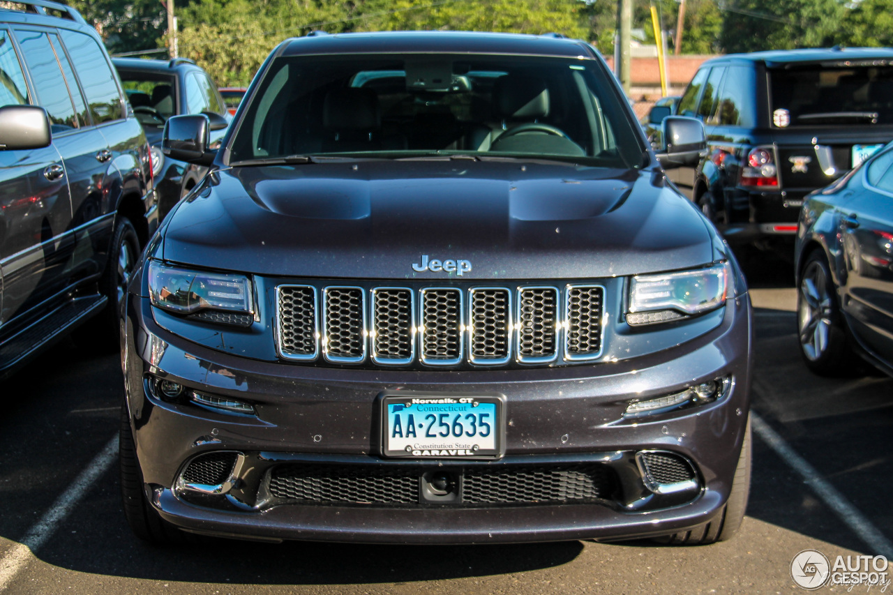 jeep grand cherokee srt 8 2013 4 august 2016 autogespot. Cars Review. Best American Auto & Cars Review