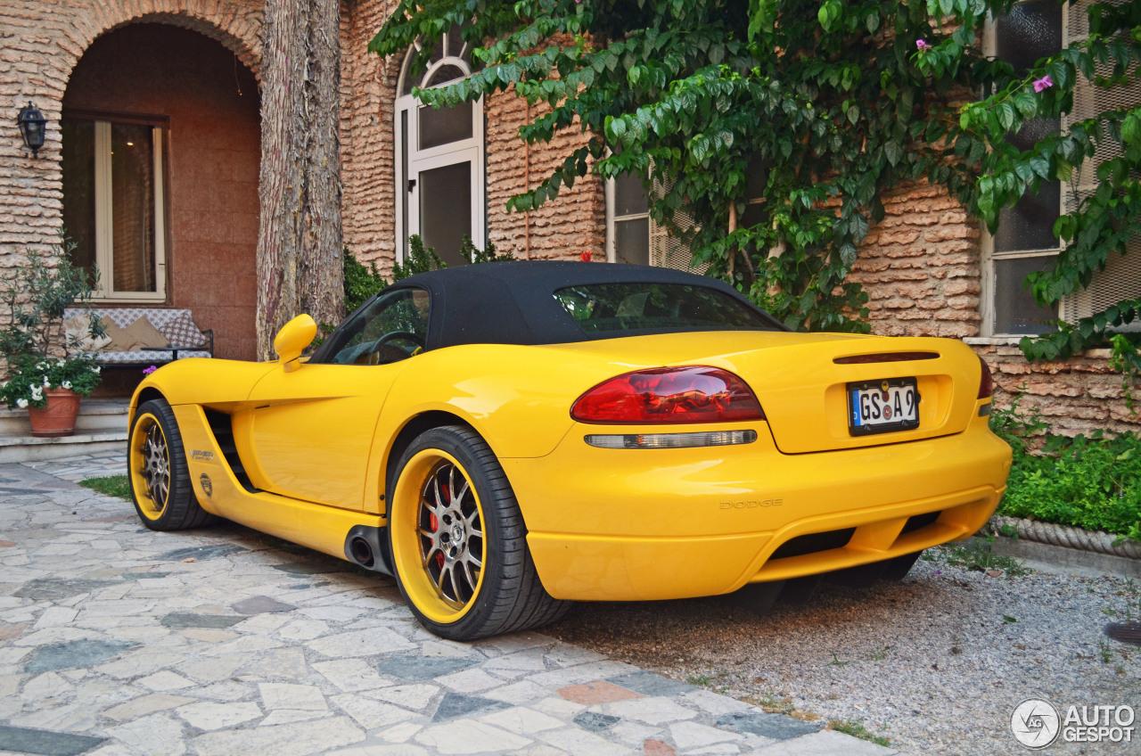 Dodge Viper Srt 10 Roadster 2003 5 August 2016 Autogespot