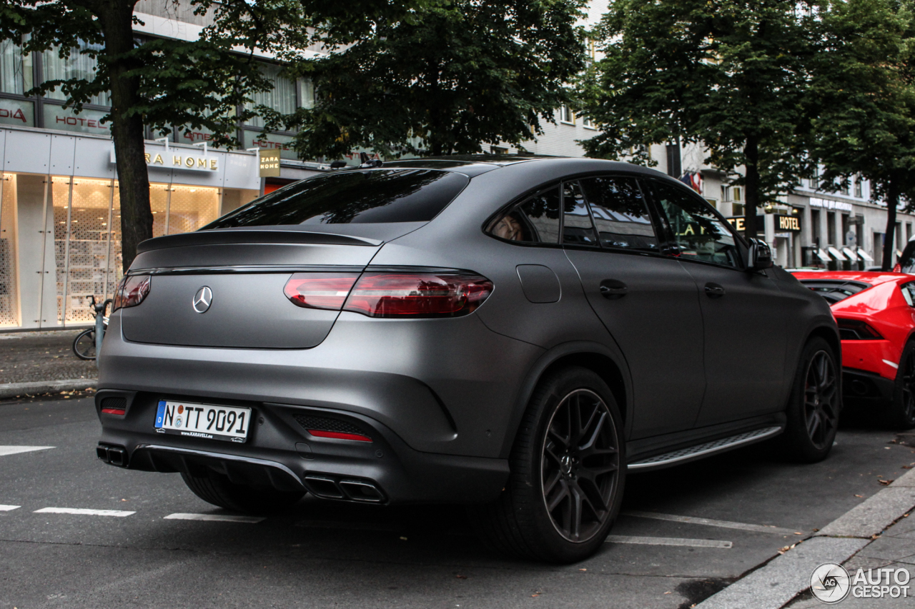 mercedes amg gle 63 s coup 5 ao t 2016 autogespot. Black Bedroom Furniture Sets. Home Design Ideas