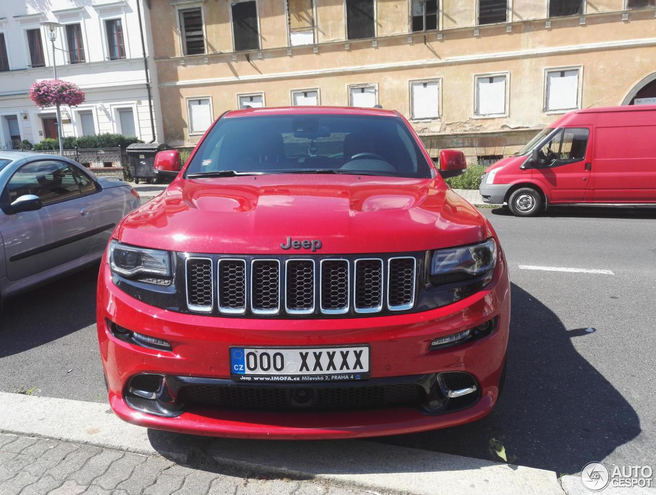 jeep grand cherokee srt 8 2013 6 august 2016 autogespot. Cars Review. Best American Auto & Cars Review