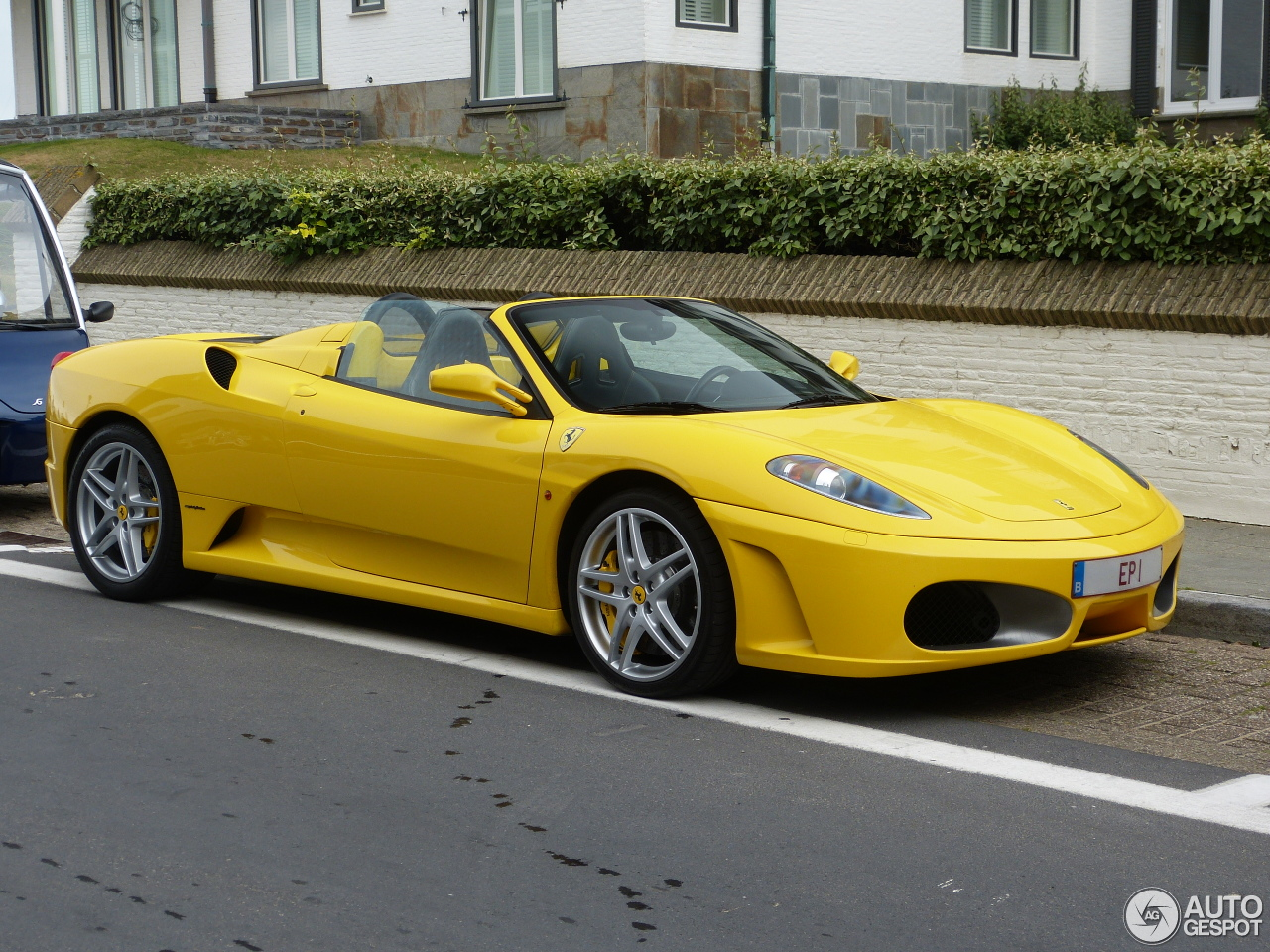 ferrari f430 spider 7 august 2016 autogespot. Black Bedroom Furniture Sets. Home Design Ideas