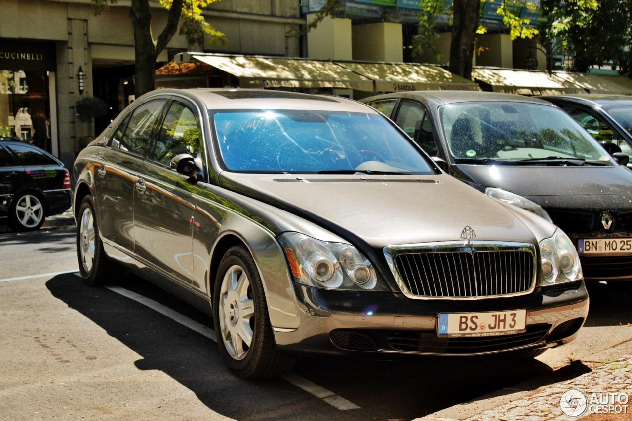 Bmw X6parison Maybach 57 For Sale Maybach 57 Autogespot