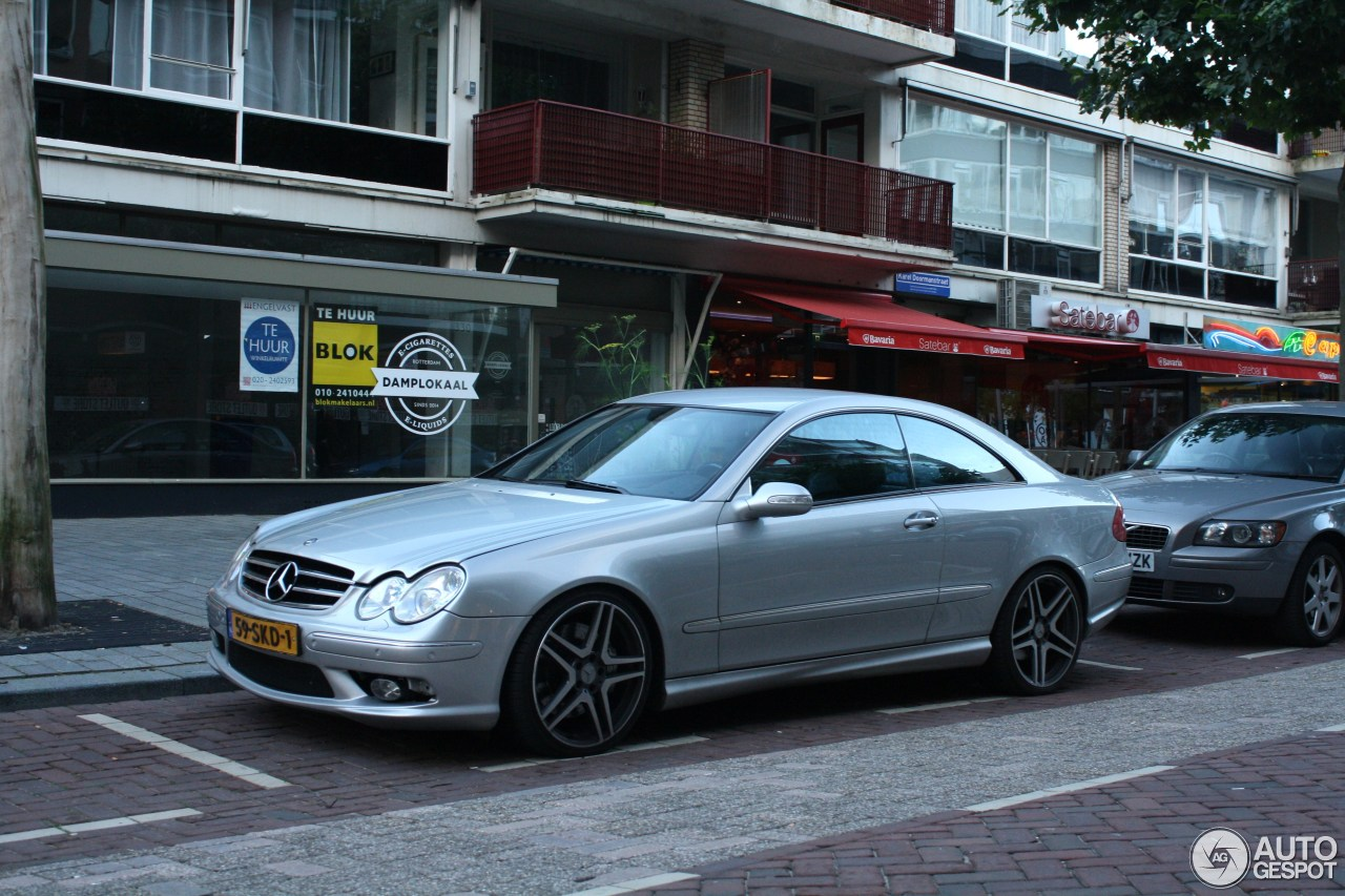 Mercedes Benz Clk 55 Amg 7 August 2016 Autogespot