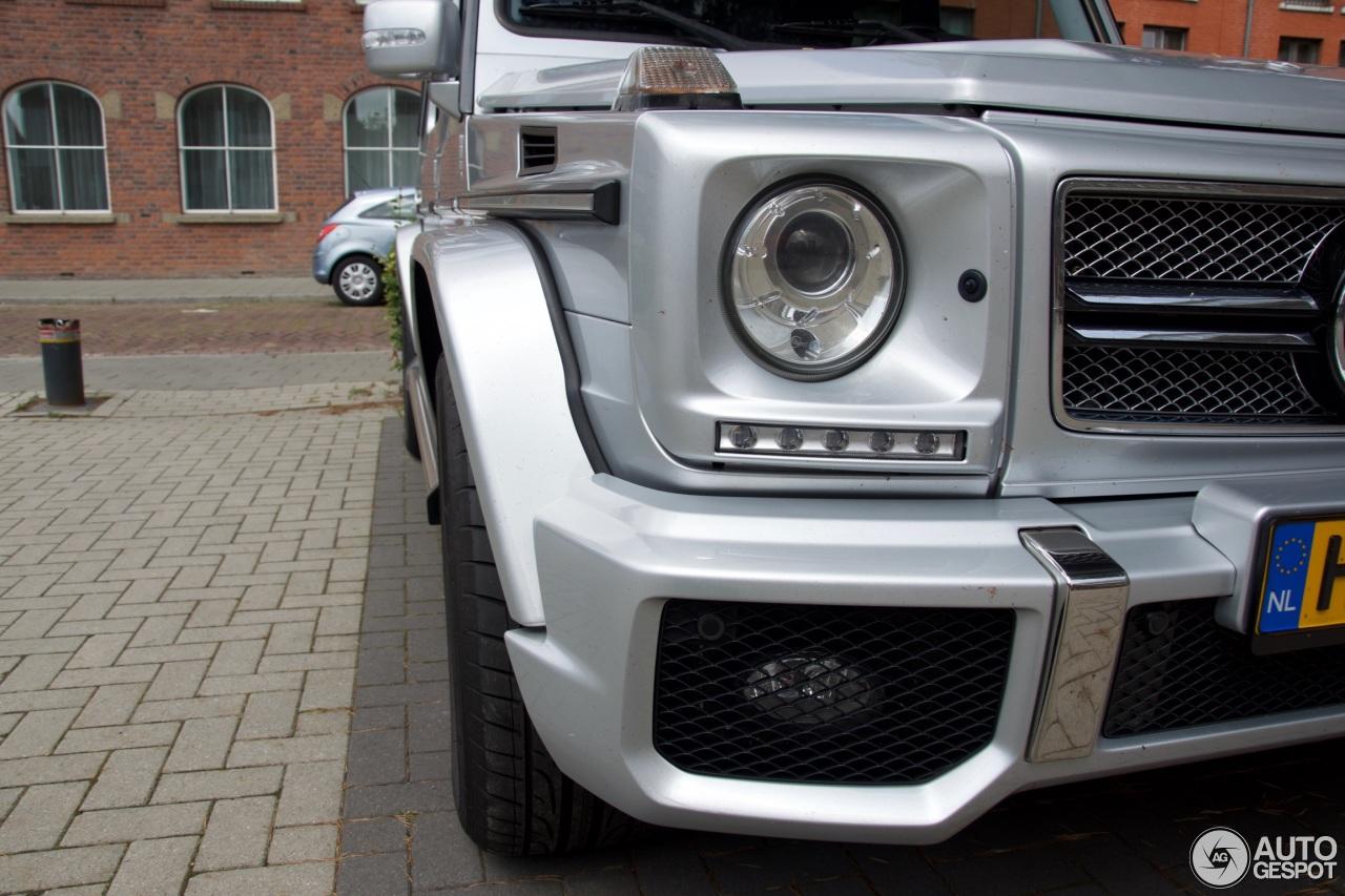Mercedes benz g 55 amg 7 august 2016 autogespot for Mercedes benz 700 series price