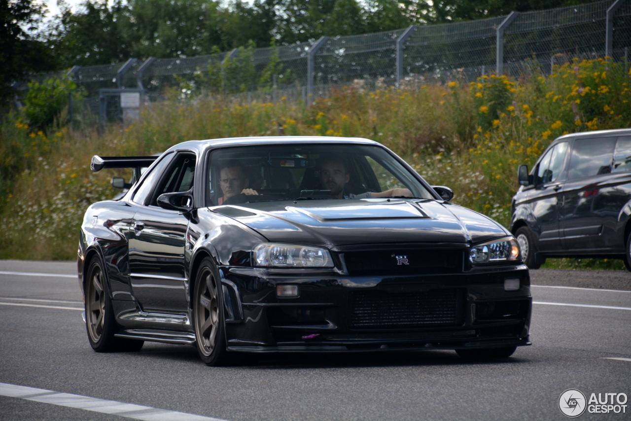 Nissan Skyline R34 GT R 7 August 2016 Autogespot
