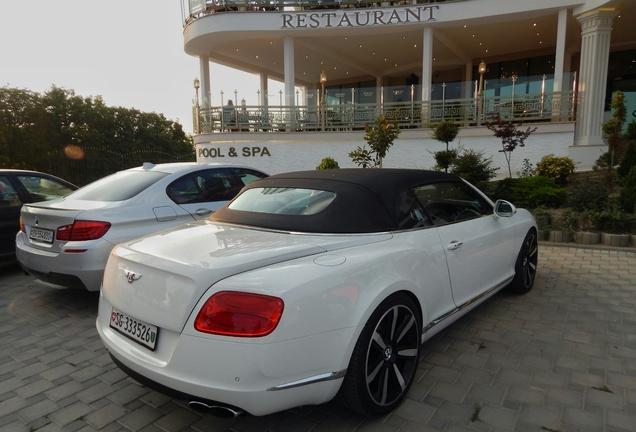 Bentley Continental GTC V8 S
