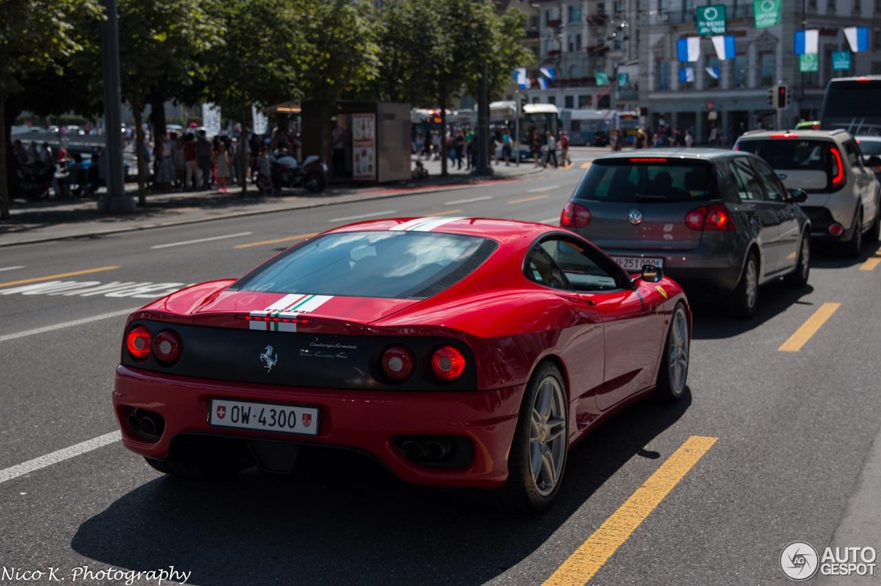 Ferrari 360 Modena 8 August 2016 Autogespot